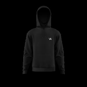 van as hoodie Voor Zwart